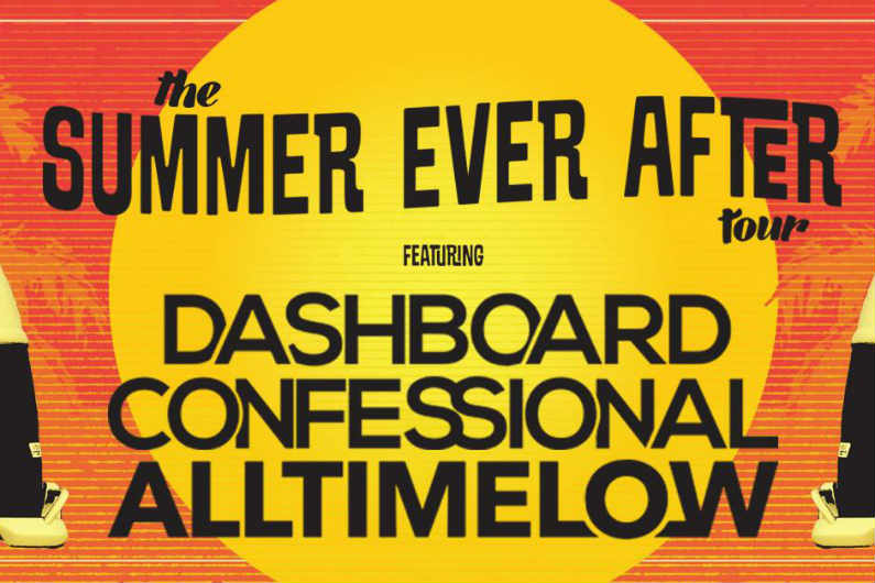 image for article Dashboard Confessional and All Time Low Share 2018 Tour Dates: Ticket Presale Code & On-Sale Info