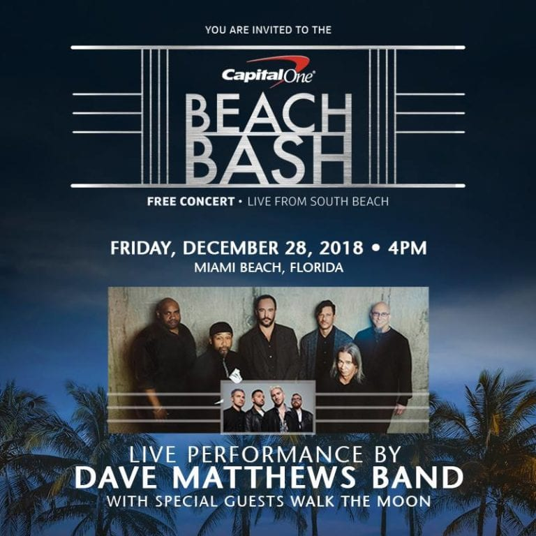 image for article Dave Matthews Band Extend 2018-2019 Tour Dates: Ticket Presale Code & On-Sale Info