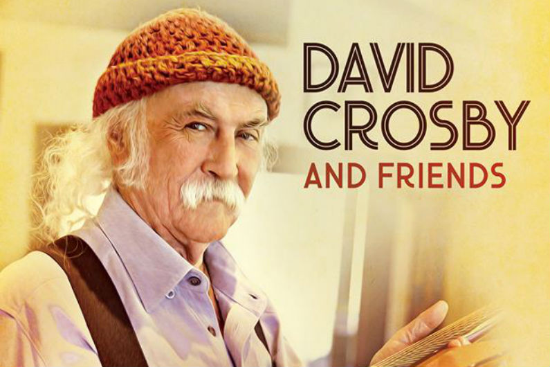 image for event David Crosby