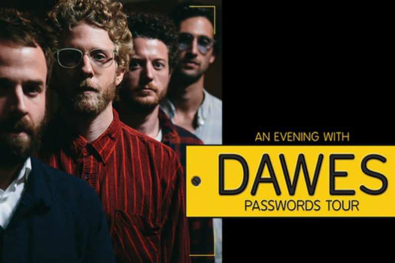 image for article Dawes Extend 2018-2019 Tour Dates: Ticket Presale Code & On-Sale Info