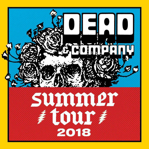 image for article Dead & Company 2018 Tour Dates Tickets on Sale