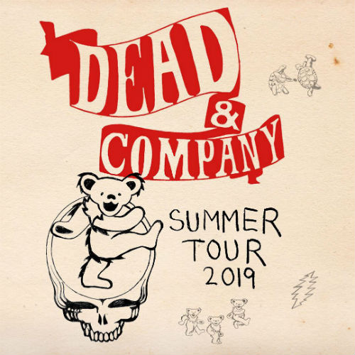 image for article Dead & Company Share 2019 Tour Dates: Ticket Presale Code & On-Sale Info