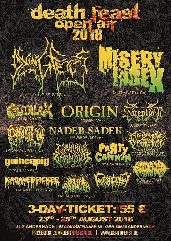 image for event Death Feast Open Air