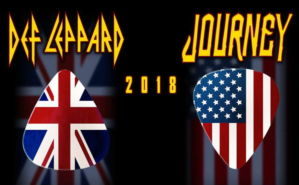 image for event Def Leppard and Journey