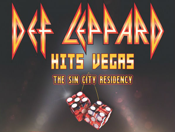 image for article Def Leppard Sets 2019 Las Vegas Concert Dates: Ticket Presale Code & On-Sale Info