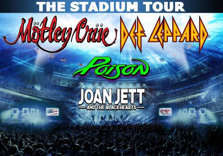 Def Leppard Journey Tour 2020.Motley Crue And Def Leppard Plan 2020 Tour Dates Ticket