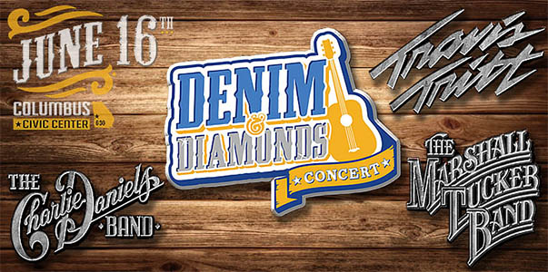 image for event Denim & Diamonds 2018