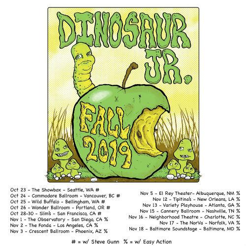 image for event Dinosaur Jr. and Steve Gunn