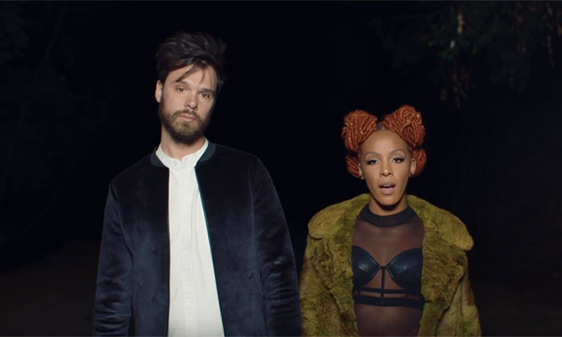 "image for article ""Cool Your Heart"" - Dirty Projectors ft D∆WN [YouTube Official Music Video]"
