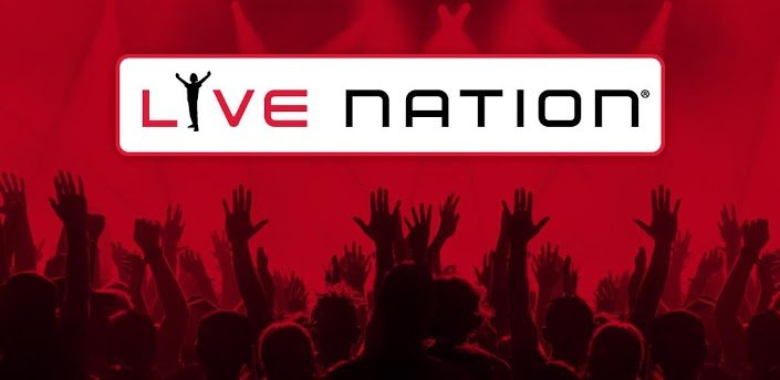 image for discount Live Nation (August)