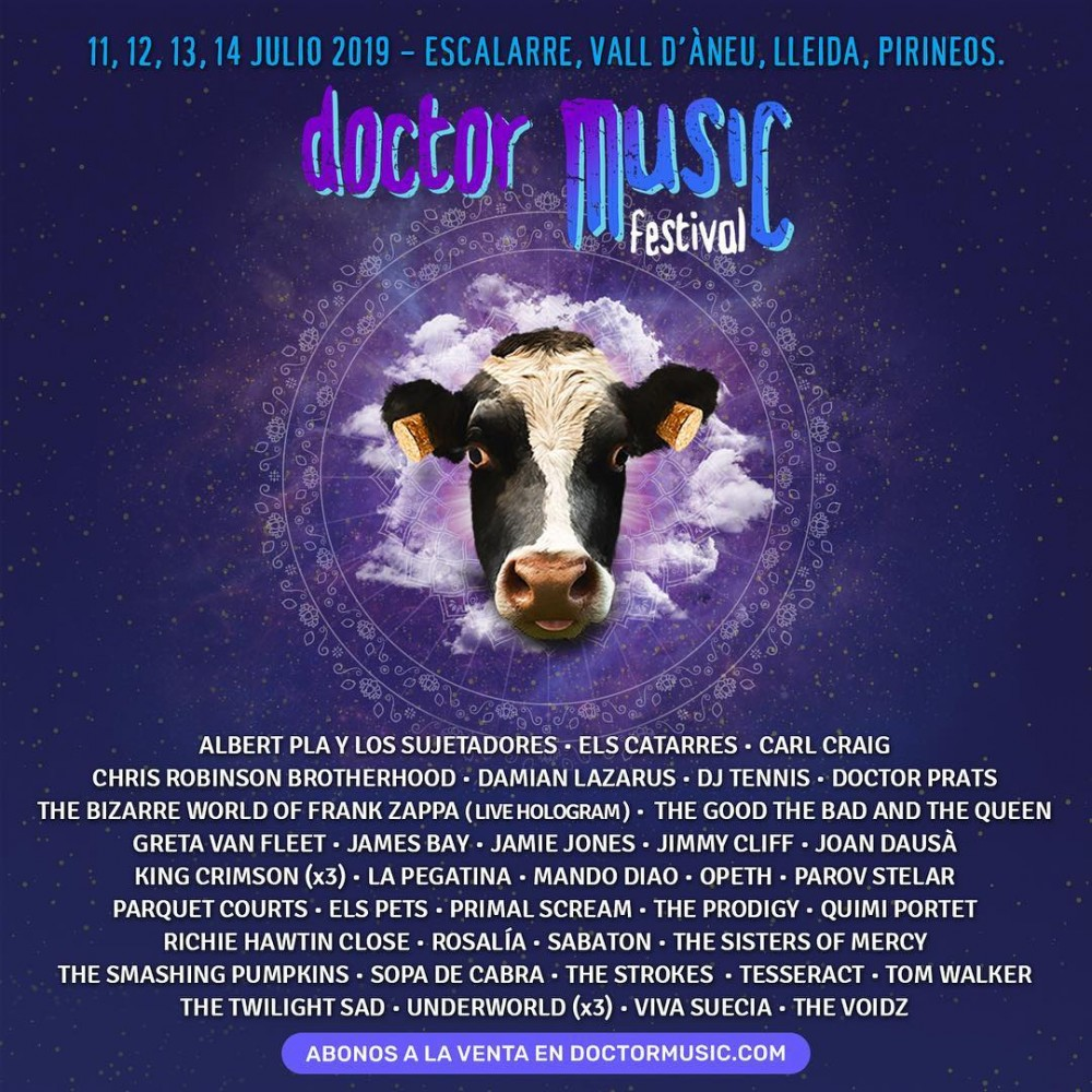 image for event Doctor Music Festival