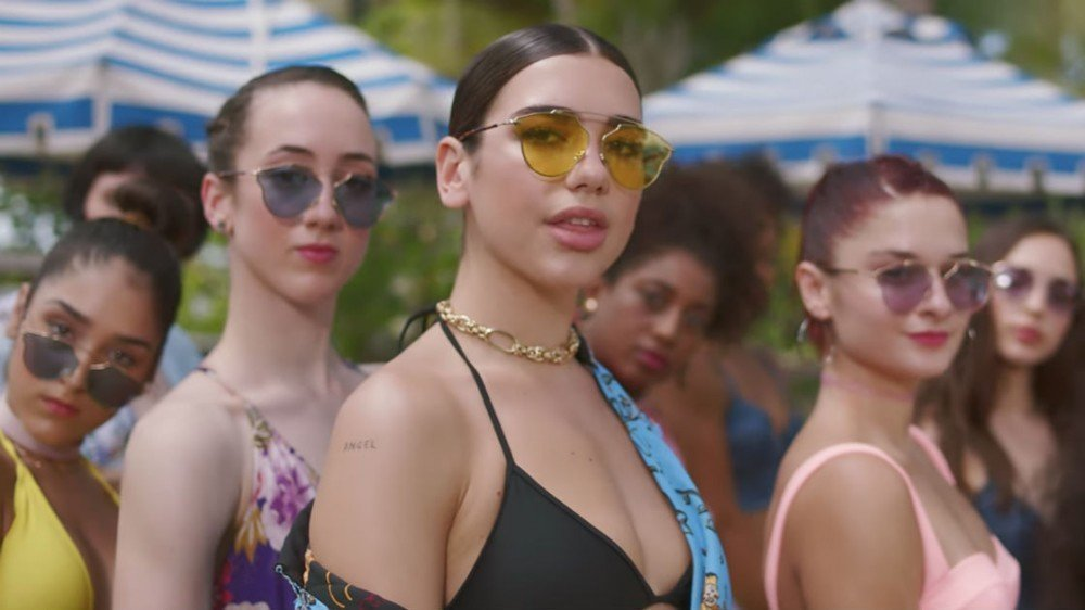 "image for article ""New Rules"" - Dua Lipa [YouTube Music Video]"