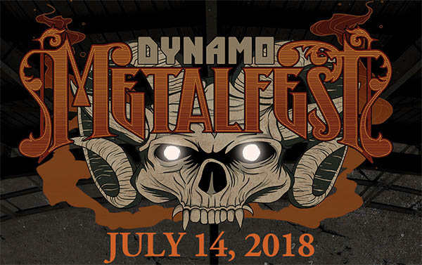image for event Dynamo Metal Fest 2018