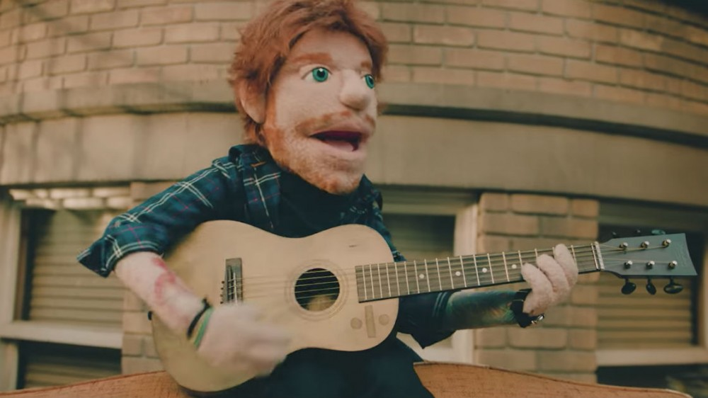 "image for article ""Happier"" - Ed Sheeran [YouTube Music Video]"