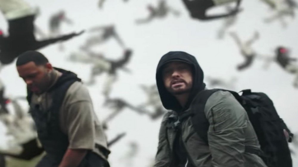 "image for article ""Lucky You"" - Eminem ft Joyner Lucas [Music Video]"