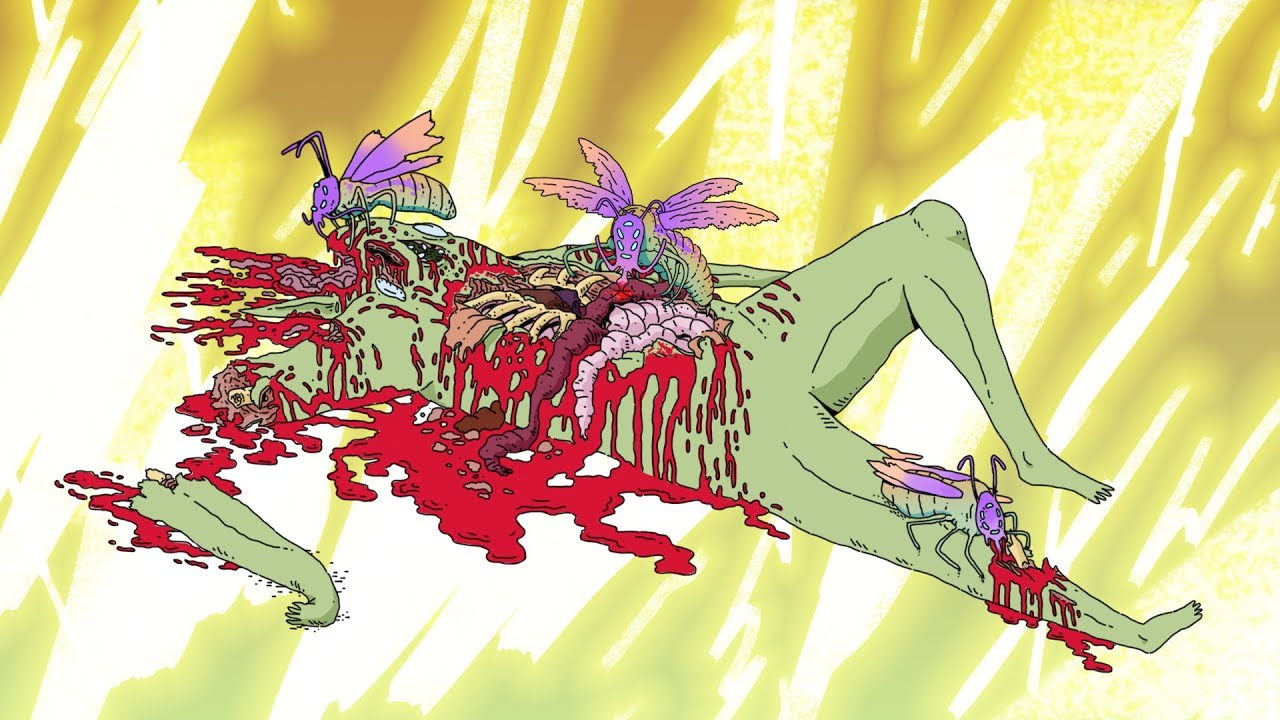 "image for article ""Enrique El Cobrador"" - Oh Sees [YouTube Music Video]"