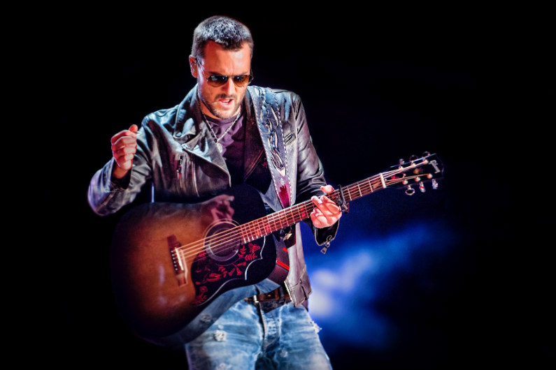 image for article Eric Church Sets 2019 Tour Dates: Ticket Presale & On-Sale Info