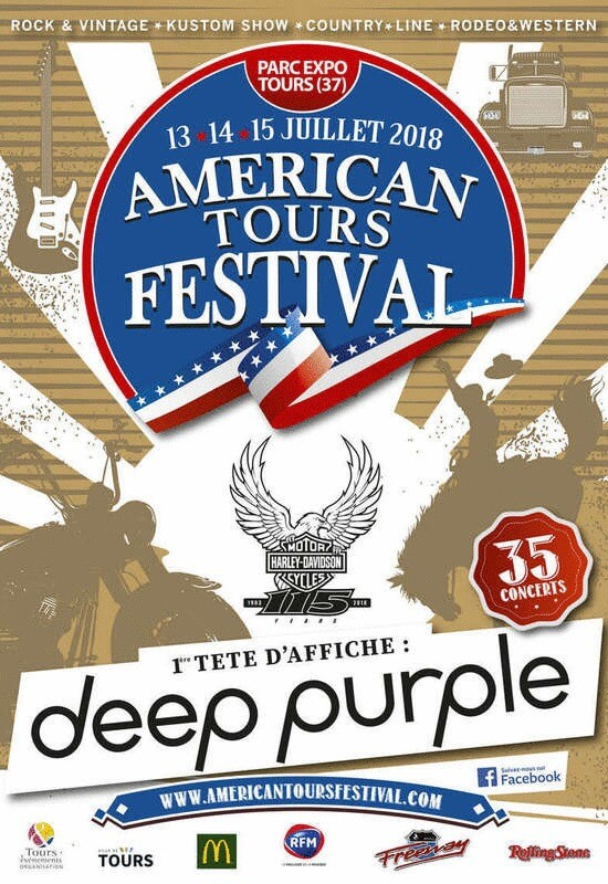 image for event Deep Purple