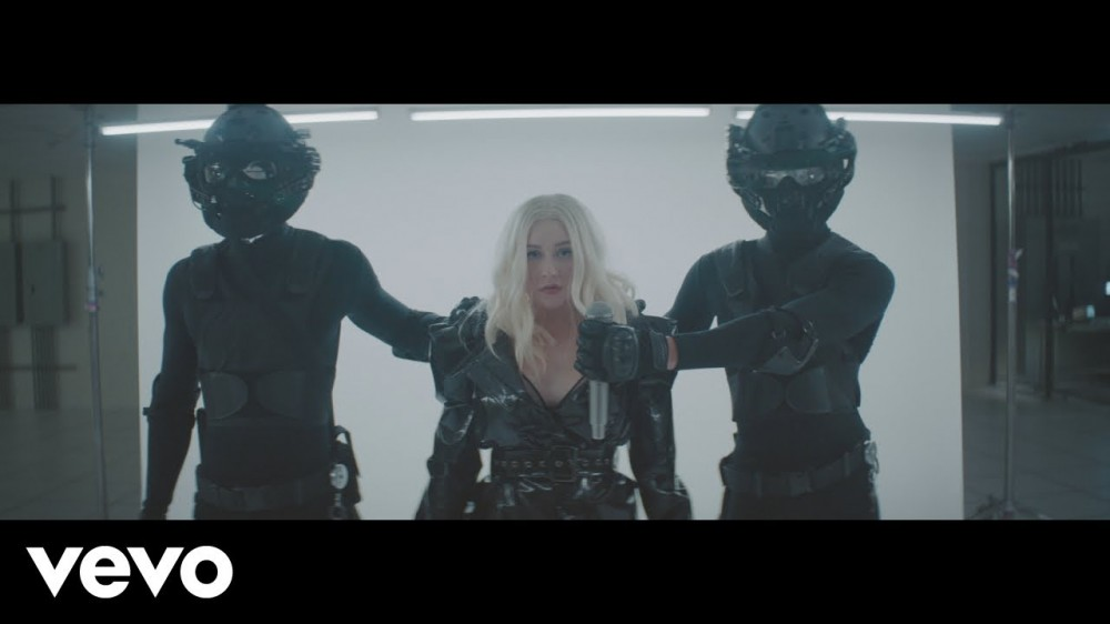 "image for article ""Fall In Line"" - Christina Aguilera ft Demi Lovato [YouTube Music Video]"
