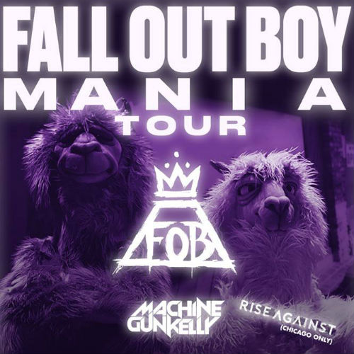 Fall Out Boy to perform at Pinnacle Bank Arena