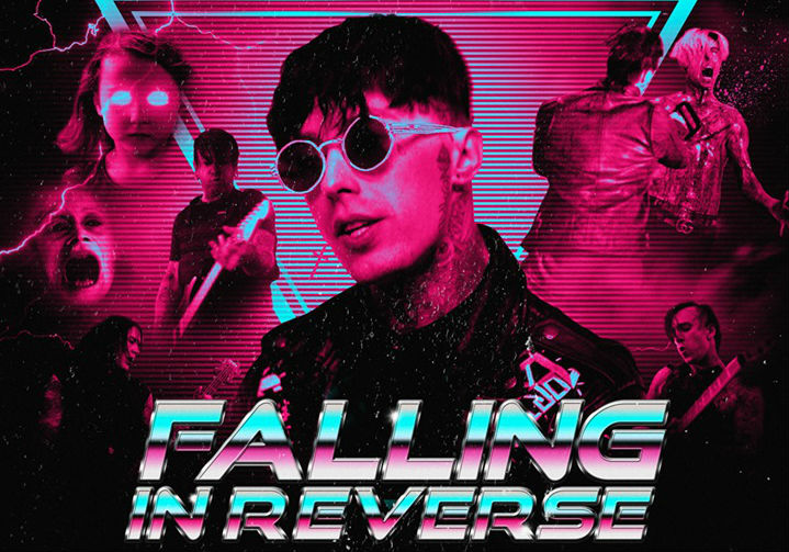 Falling in Reverse, Crown The Empire, and Tom MacDonald at
