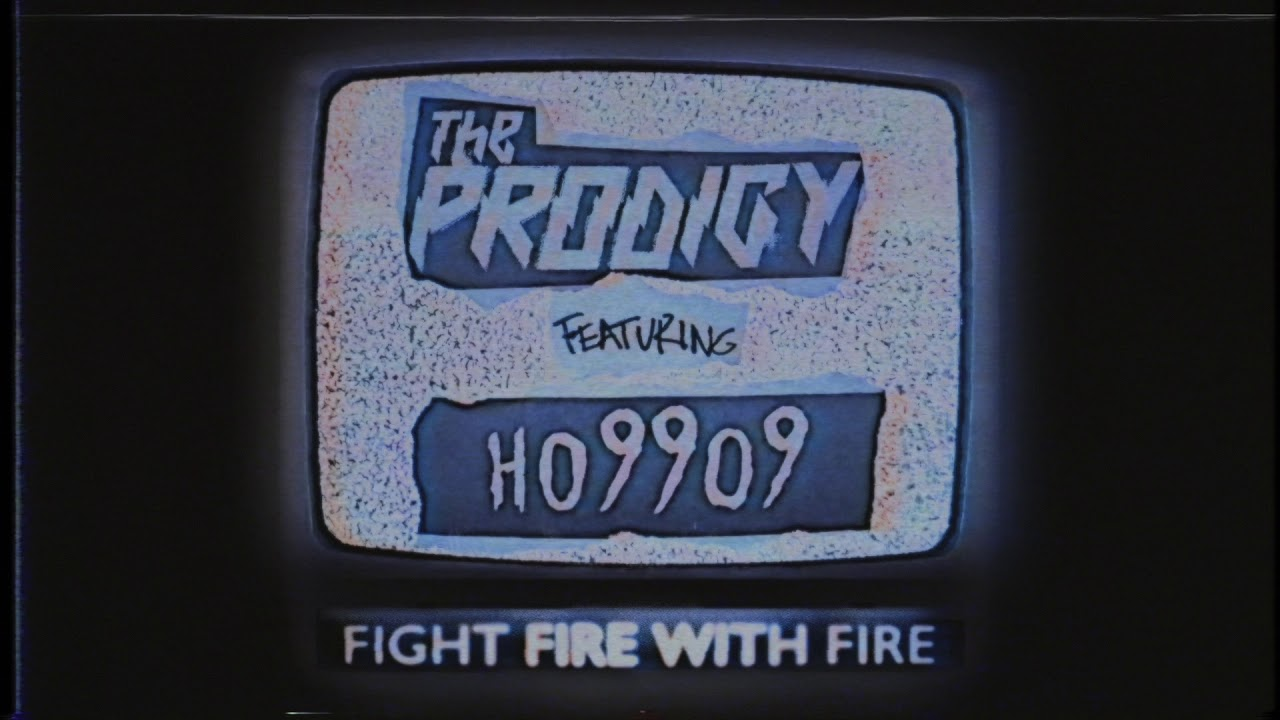 "image for article ""Fight Fire With Fire"" - The Prodigy ft Ho99o9 [YouTube Audio Single]"