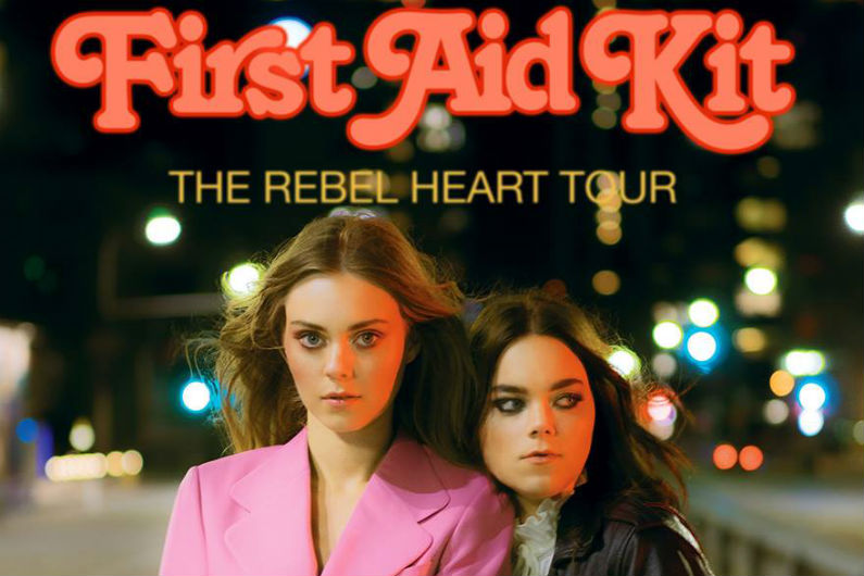 image for article First Aid Kit Add 2018 Tour Dates: Ticket Presale Code & On-Sale Info