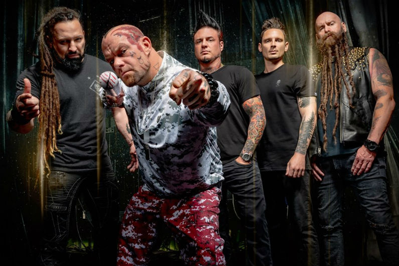 Five Finger Death Punch, Megadeth, and Bad Wolves at Oslo