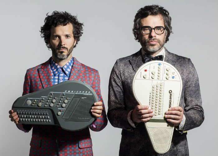 image for event Flight of the Conchords