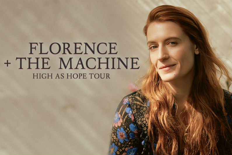 image for article Florence + The Machine Share 2018 Tour Dates: Ticket Presale Code & On-Sale Info