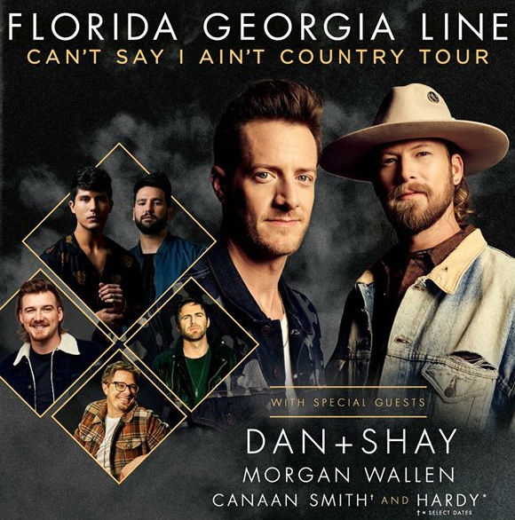 image for article Florida Georgia Line Shares 2019 Tour Dates: Ticket Presale Code & On-Sale Info