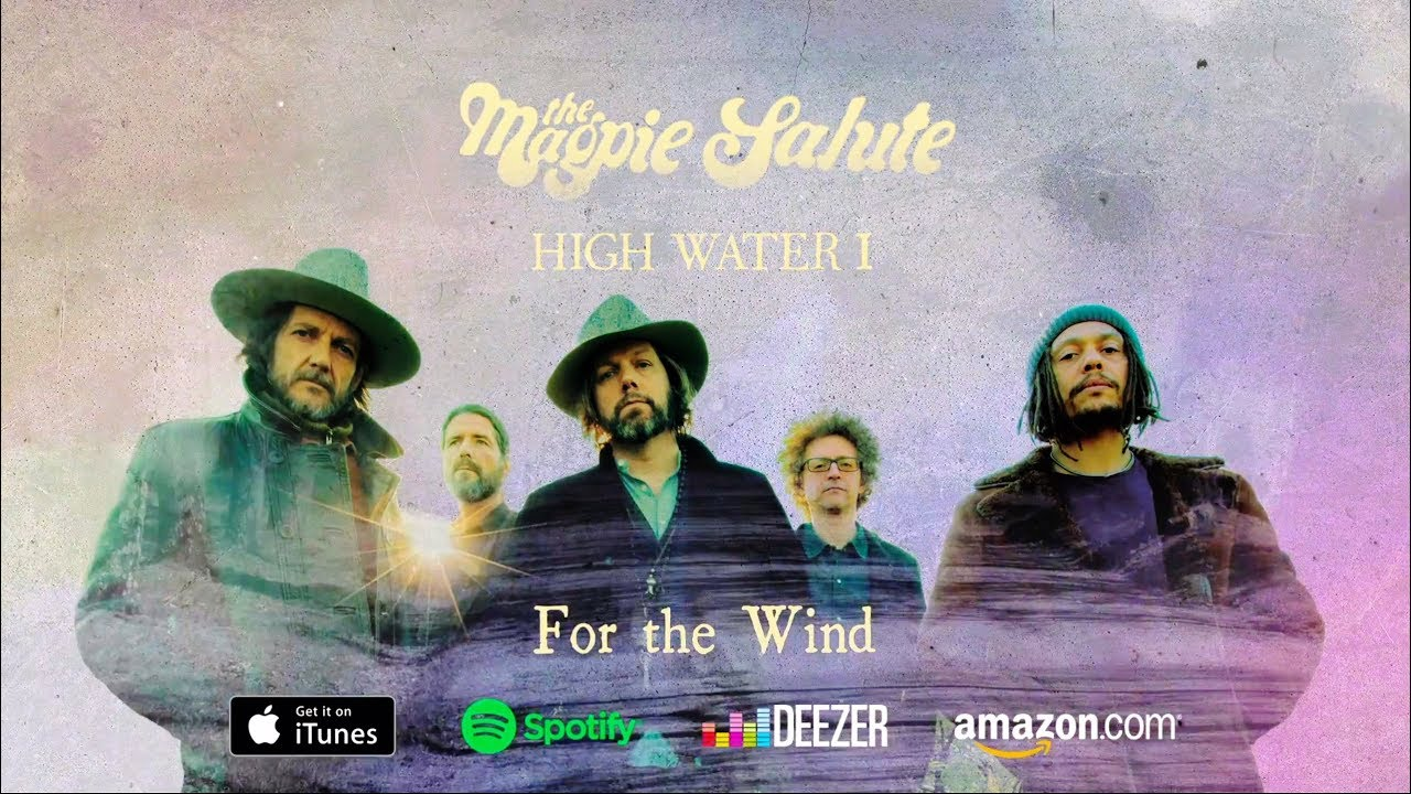 "image for article ""For The Wind"" - The Magpie Salute [YouTube Audio Single]"