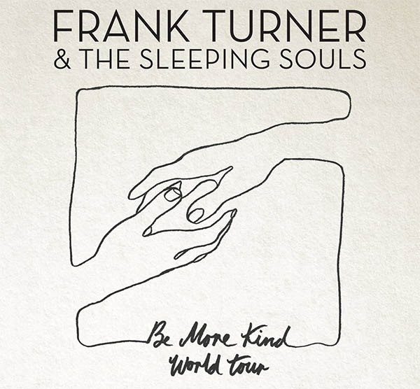 image for event Frank Turner, Speedy Ortiz and  Homeless Gospel Choir