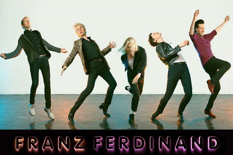 image for article Franz Ferdinand Announces 2018 Tour Dates For North America, Europe, and the UK: Ticket Presale Code & On-Sale Info