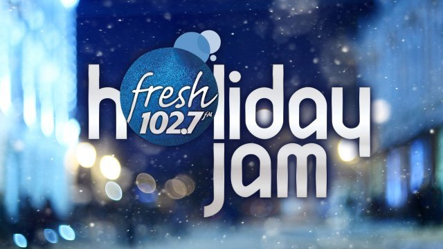 image for event Fresh 102.7's Holiday Jam featuring Backstreet Boys & Fergie