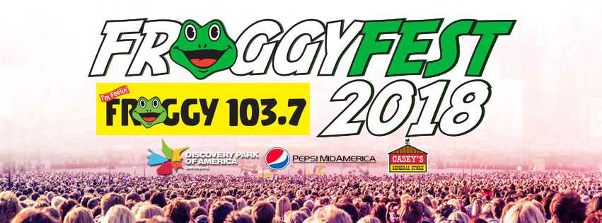 image for event Froggy Fest