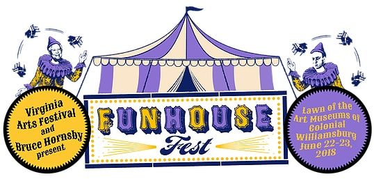 image for event Fun House Fest