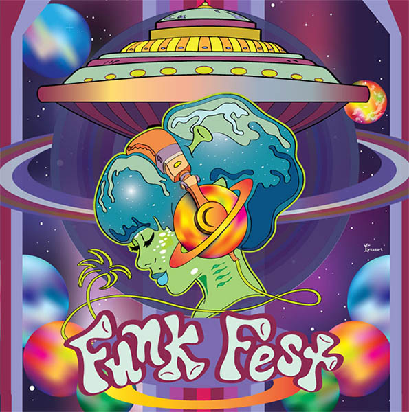 image for event Funk Fest 2018