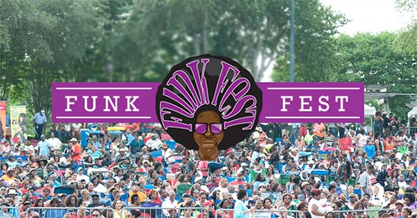 image for event Funk Fest Jacksonville 2018