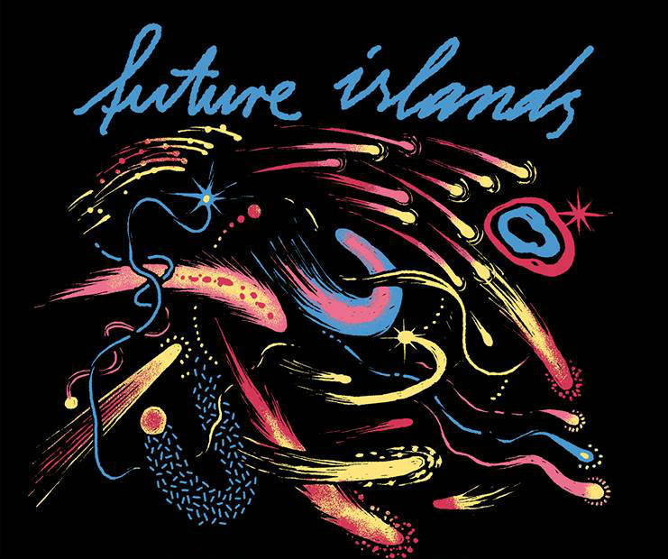 image for article Future Islands Plan 2018 Tour Dates: Ticket Presale Code & On-Sale Info