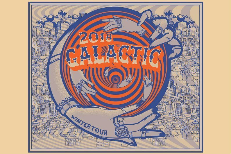 image for article Galactic Plots 2018 Tour Dates For North America: Ticket Presale Code & On-Sale Info