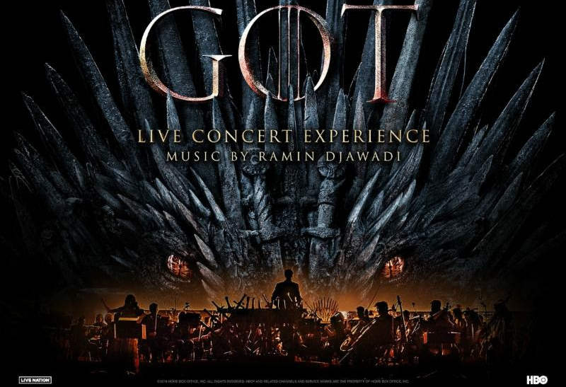 Game of Thrones Live Concert Experience at Daily's Place on