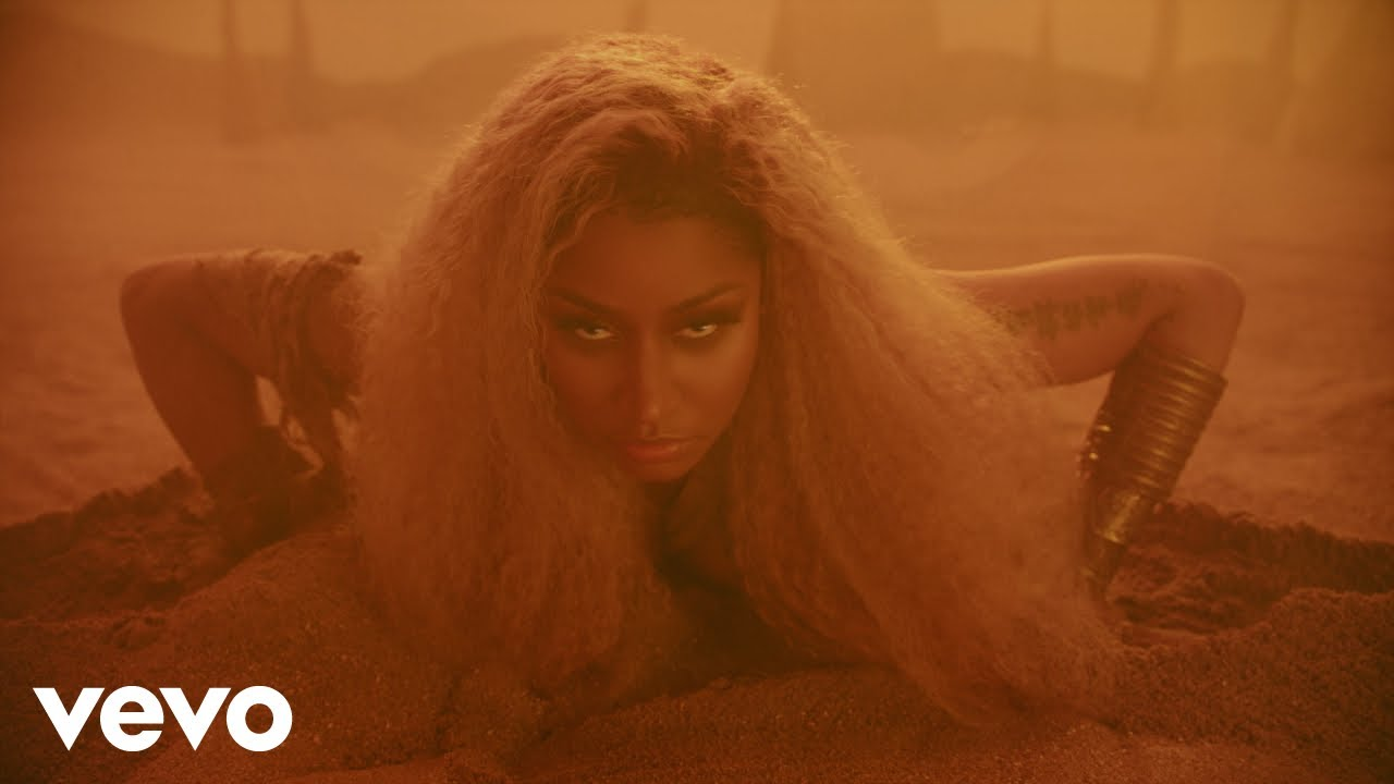"image for article ""Ganja Burn"" - Nicki Minaj [YouTube Music Video]"