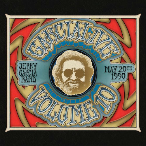 "image for article ""GarciaLive, Volume Ten, May 20, 1990 Hilo Civic Auditorium"" - Jerry Garcia Band [Spotify Album Stream + Zumic Review]"