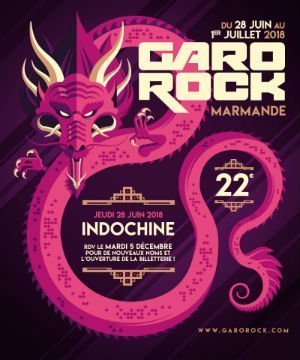image for event Garorock Festival 2018