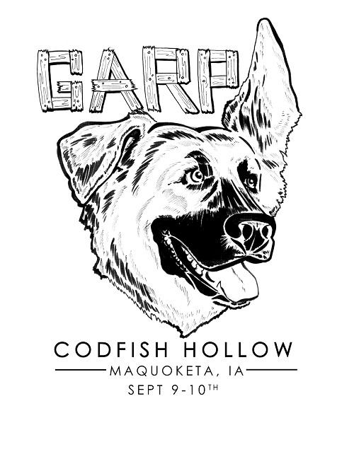 Garp Codfish Hollow At Maquoketa Ia On 28 Sep 2018