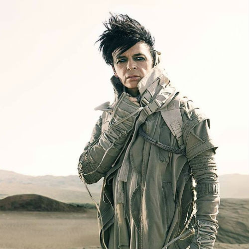 image for event Gary Numan and Nightmare Air