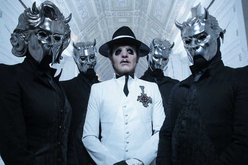 image for article Ghost Shares 2018 Tour Dates: Ticket Presale Code & On-Sale Info