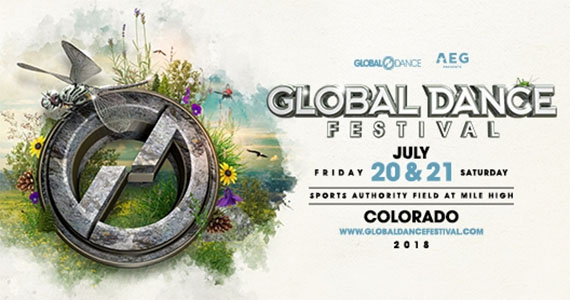 image for event Global Dance Festival