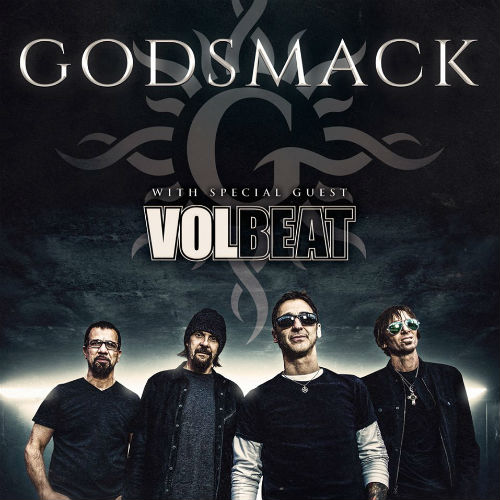 image for article Godsmack and Volbeat Plan 2019 Tour Dates: Ticket Presale Code & On-Sale Info